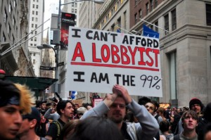 Can't afford lobbyist